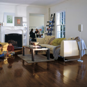 Bruce Natural Choice Walnut white Oak