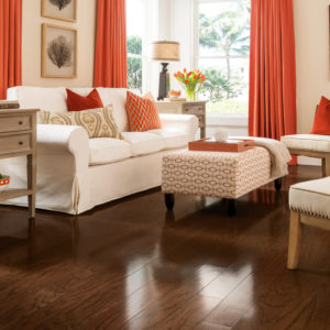 Bruce Turlington Signature Series Mocha Northern Red Oak Engineered Hardwood