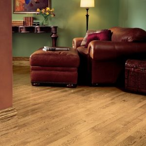 Bruce Westchester Natural 2-1by4-in Red Oak