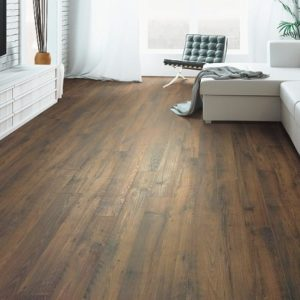 Mohawk RevWood Kingmire Brownstone Chestnut