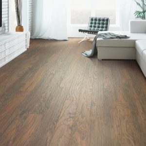 Mohawk RevWood Kingmire Rustic Suede Hickory