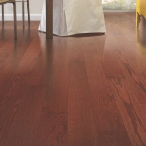Mohawk SolidWood Rockford Solid 5 Red Oak Cherry