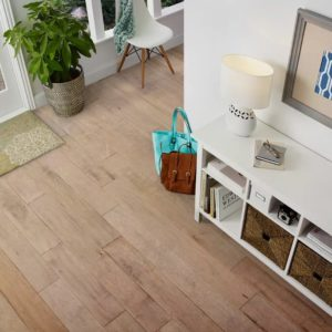 Regal Hardwoods Floors Elements Burnt polar white  Mixed Light Tones Hardwood Floors