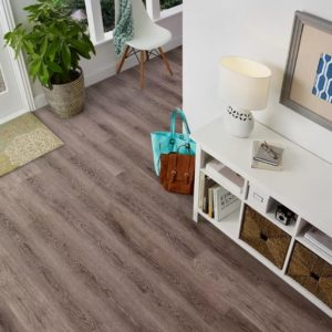 Regal Hardwoods Floors Rigid Core Cliq Bobcat Gray Tones Hardwood Floors