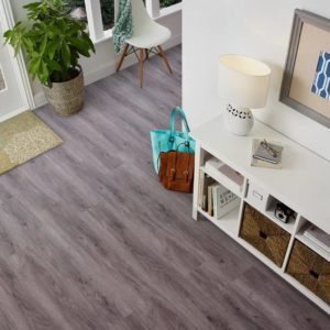 Regal Hardwoods Floors Rigid Core Cliq koala Gray Tones Hardwood Floors