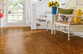 Luxury Vinyl Plank Flooring Installation in Dallas TX