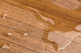 Wood Floor water damage repair and restoration in Dallas TX
